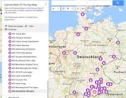 Beer Map German Beer Of The Day 56 Dachsbräu Ulimator U2014 Steemit