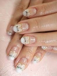 very simple nail art nails all bling out 12 pinterest
