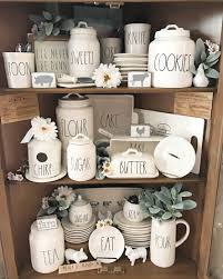 rae dunn diy amazing rae dunn display ideas 60 pictures display country