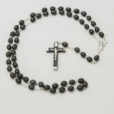 black rosary black rosary the store