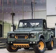kahn land rover defender 110 男人的终极狂野越野机器 kahn design land rover defender 搜狐汽车