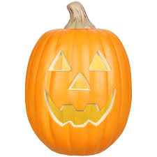 home accents holiday 12 in lighted jack o lantern 22669 the