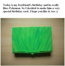special birthday card others