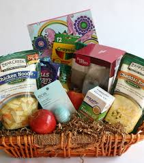 family gift basket ideas gift basket idea get well soon hoosier
