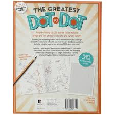 the greatest dot to dot challenge series book 2 dot to dot