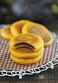journal cuisine pumpkin pancakes 金瓜饼 anncoo journal food