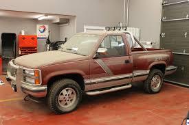 Chevy Silverado New Trucks - is barn find 1991 chevy c k 1500 z71 truck with 3 5k miles worth