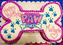 purple u0026 pink paw patrol cake momma u0027allons u0027