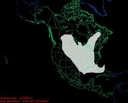 California Wildfire Smoke Map by U S Air Quality May 2016 Archives