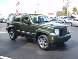 used jeep liberty 2008 2008 jeep liberty for sale by hollywood florida dealer geno