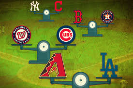the 2017 mlb playoff field is historically loaded the ringer
