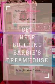 how to build the barbie dreamhouse confessions of a mommyaholic