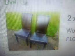 York Dining Chair 2 X Multi York Dining Chairs Only 10 In Waltham Abbey Essex