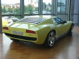 3dtuning of lamborghini miura concept coupe 2006 3dtuning com