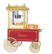 rent popcorn machine concessions