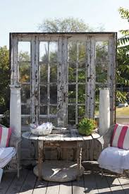 shabby chic patio ideas small home decoration ideas fancy to