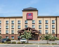 Comfort Suites Chattanooga Tn Comfort Suites Manchester Tn 152 Hospitality 37355