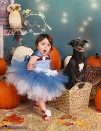 Dorothy Toto Halloween Costume Cute Baby Dorothy U0026 Toto Costume