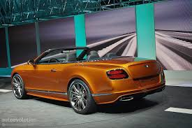 bentley orange 2014 bentley continental gt speed debuts in geneva live photos