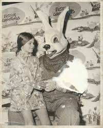 19 creepy terrifying and just plain wrong easter bunnies huffpost
