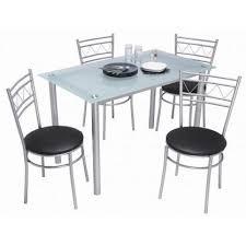 table et chaises de cuisine table et chaises cuisine de noir dco 15 chaise haute pas