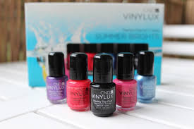 nails of the week cnd vinylux weekly polish review summer