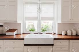 solid wood kitchen furniture picture of kitchen furniture with solid wooden worktops