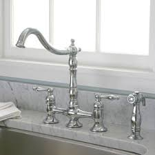 Steam Valve Faucet Sink Faucet Design Silver Unique Bridge Faucet Kitchen Steam