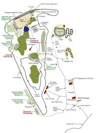 Camping World Locations Map by Camping Virginia International Raceway