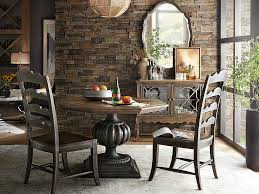 hill country dining room hooker furniture country dining room set