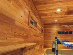 Paneling by Longleaf Lumber Reclaimed Heart Pine Chestnut Paneling