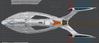 star trek post tng ship by adamkop on deviantart