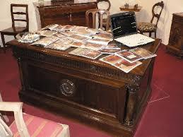scrivania stile impero scrivania