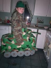 Truck Driver Halloween Costume Soldier Tank Costumes Costume Pop