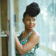 nigeria hairstyles 2015 only yemi alade can rock this hairstyle and look amazing