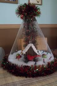 handmade tabletop cardinal birdhouse christmas