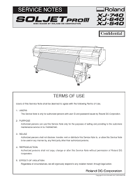 roland printer service manual xj 740 electrical wiring