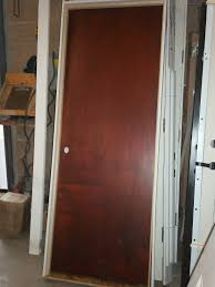 26 Inch Prehung Interior Door by 8 Doors U0026 Traditional 3 4 Arch Lt Stained Mahogany Wood Prehung