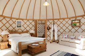 10 modern yurts you could totally live in brit co