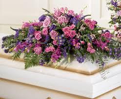 flower delivery columbus ohio lavender casket spray columbus ohio florist same day