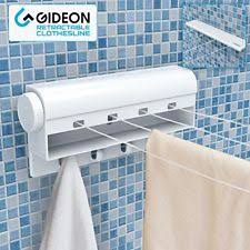 Clothes Line Dryer Indoor Gideon Indoor 4line Retractable Clothesline Clothes Dryer With 4