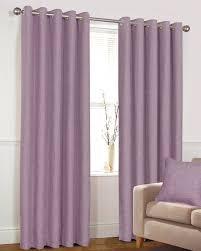 decor lilac curtains for providing fashionable home interior