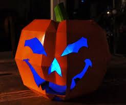 pumpkin mask cardboard pumpkin mask