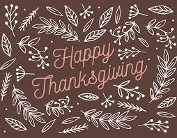 thanksgiving script by postable postable