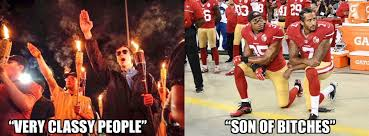 Nfl Meme - trump launches attack on sobs of the nfl arkansas blog