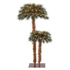 lighted palm tree ebay