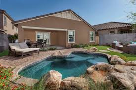 Patio Homes Phoenix Az by New Homes In Mesa Az Copper Crest Traditional Collection Plan