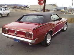 1969 mustang grande 1969 ford mustang grande hardtop 20385