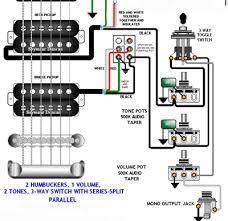 wiring panel pickup blend guitar wiring