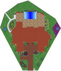 visio landscape shapes